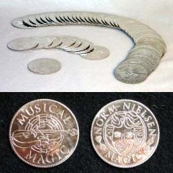 Palming Coins Nielsen
