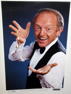 Paul Daniels - Poster (Magic Hands)