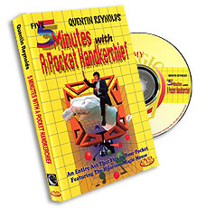5 Minutes With A Pocket Handkerchief (Reynolds) (DVD)