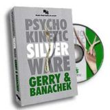Psychokinetic Silverware (Banachek & Gerry) (DVD)