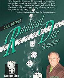 Radical Dice (w/ Gimmick Dice) (Stone) (DVD)