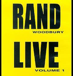 Rand Woodbury Live, Volume 1 (DVD)