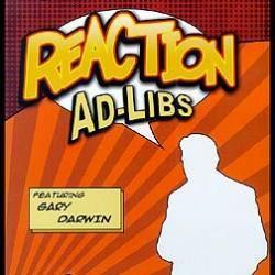 Reaction Ad Libs (Darwin) (DVD)