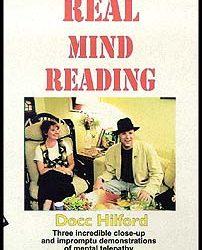 Real Mind Reading (Hilford) (DVD)