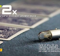 T2x - The World's Tiniest Atomic Bulb