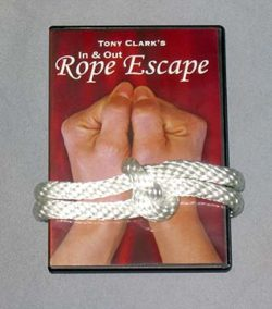 Rope Escape (Tony Clark)