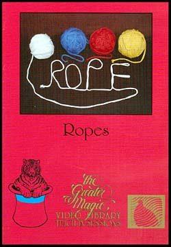 Ropes - Teach-In Series (DVD)