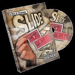 Slide (DVD & Gimmick) - Paul Harris