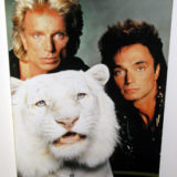 Siegfried & Roy Poster (Magic Hands)