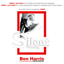Silent Running - Regular - Ben Harris (Book)