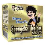 Spongeball Toolbox w/DVD - Trick