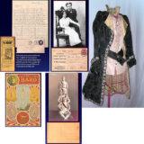 Bess Stage Coat (with Memorabilia)