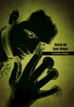Stand Up Coin Magic (Kranzo) (DVD)