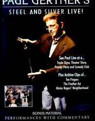 Steel And Silver Live! (Gertner) (DVD)