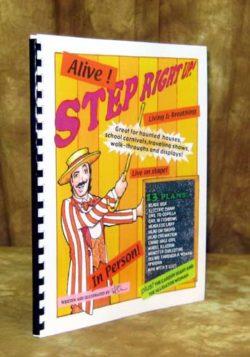 Step Right Up - Paul Osborne (Book)