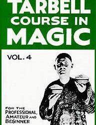 Tarbell Course In Magic (Volume 4) - BK