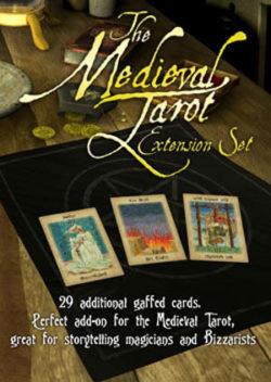 Medieval Tarot Wild Cards