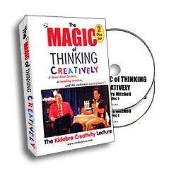 Magic Of Thinking Creatively (Mitchell) DVD