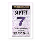 Septet by Jack Kent Tillar - Book