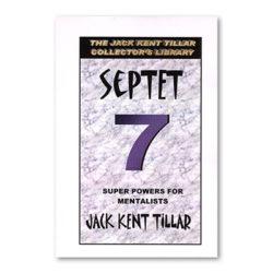 Septet by Jack Kent Tillar - Book