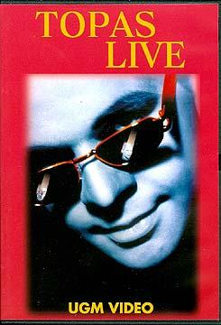 Topas Live (DVD) - UGM