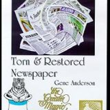 Torn And Restored Newspaper - Teach-In Series (DVD)