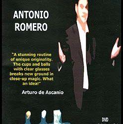 Transparent Cups(Romero) (DVD)