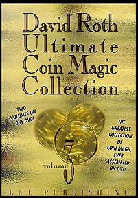 Ultimate Coin Magic Collection, Volume 3 (Roth) (DVD)