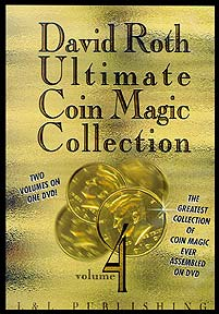 Ultimate Coin Magic Collection, Volume 4 (Roth) (DVD)