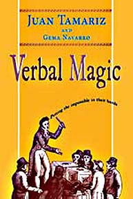 Verbal Magic - Tamariz (Book)