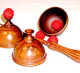 Hindu Cups & Balls - Collector's Workshop