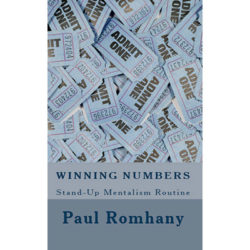 Winning Numbers - Stand Up Mentalism - Romhany (BK)
