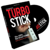 Turbo Stick (Props and DVD) by Leo Smetsers - DVD