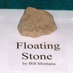 Floating Stone - Bill Montana - Stevens Magic