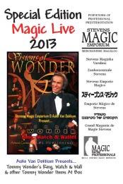 Magic Live 2013
