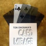 Card Mirage Ton Onosaka - Stevens Magic Emporium