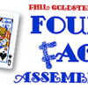 Four Face Assembly - Phil Goldstein & Ton Onosaka