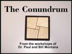 Conundrum - Bill Montana & Dr. Paul