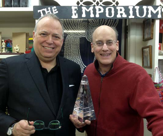 We were honored to acknowledge Jon Stetson with his Annemann Award.