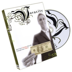 Voracity DVD