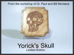Yoricks Skull - Bill Montana & Dr. Paul
