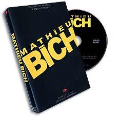 Mathieu Bich From Close-Up Magic DVD