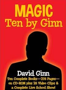 Magic Ten By Ginn - David Ginn