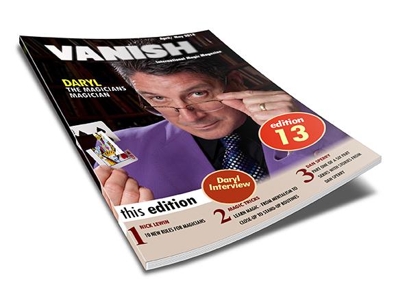 Vanish Magazine #13