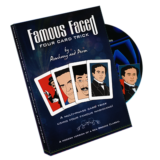 Famous Faced - Four Card Trick