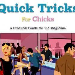 Quick Tricks Chicks - Book