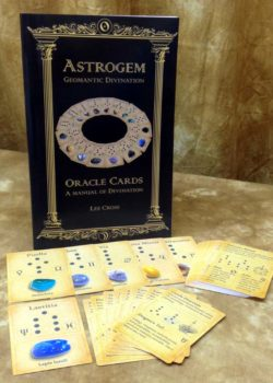 Astrogem Oracle Cards & Manual - Les Cross