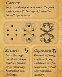 Astrogem Oracle Cards & Manual - Les Cross