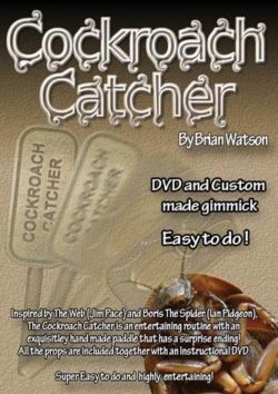 Cockroach Catcher 0 Brain Watson