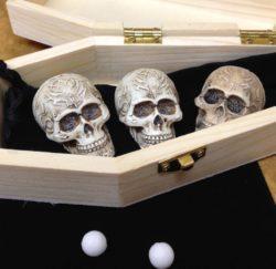 Marie Antionette Skeleton Shells - Roscoe
